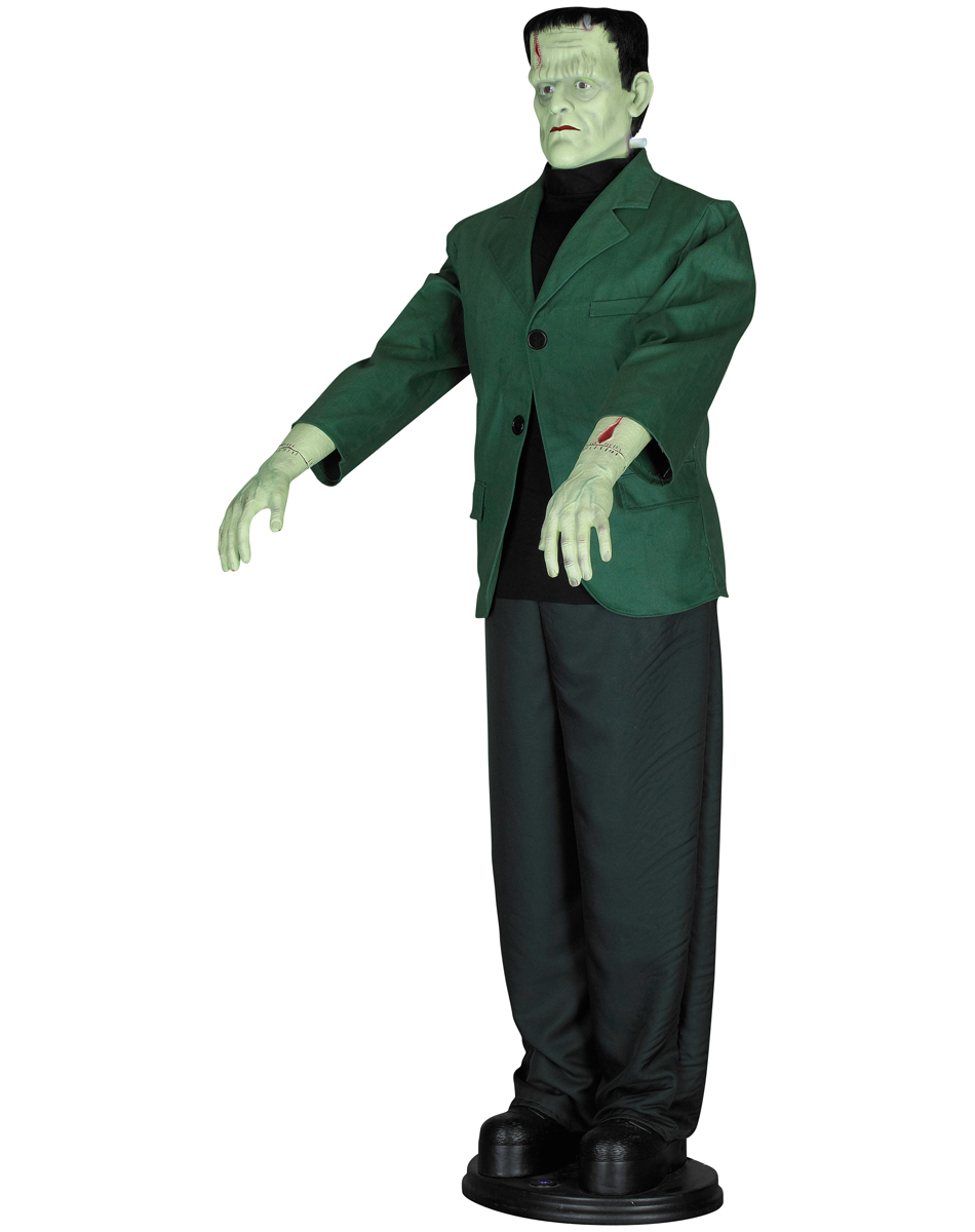 "Life Size Frankenstein ""Boris Karloff"" Animated Figure"