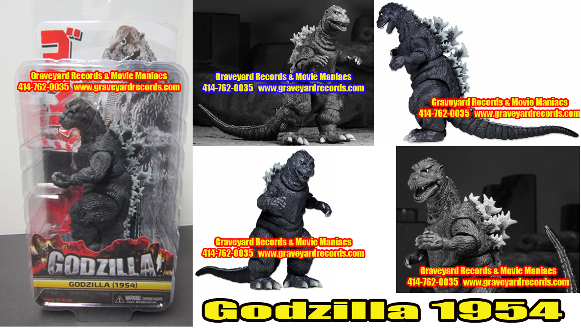 "12"" Godzilla 1954 ( The Original )"