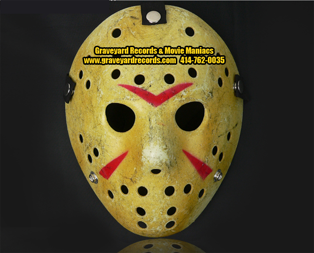 Friday The 13th - Jason Prop Mask A1