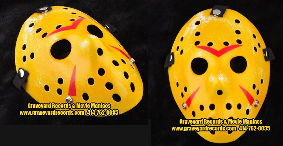 Friday The 13th - Jason Prop Mask B2