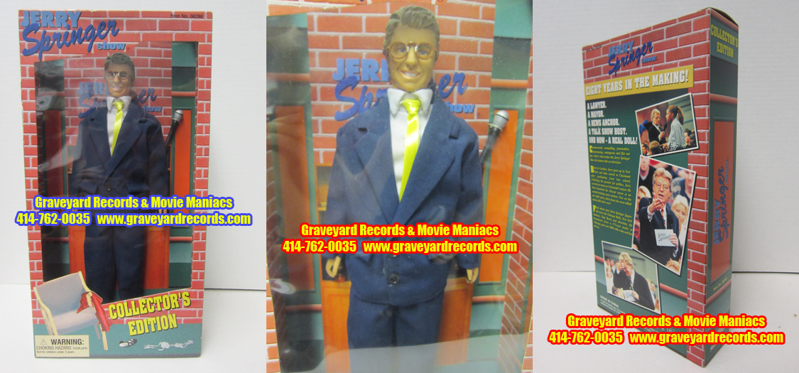 "12"" Jerry Springer Figure"