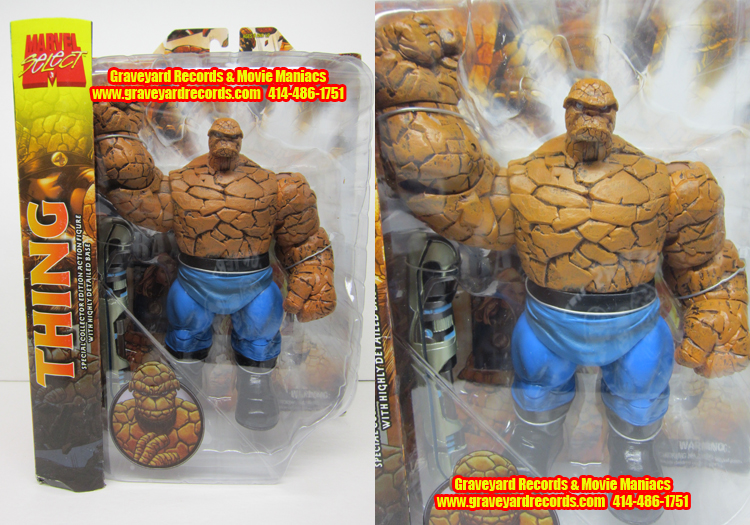 "8"" Thing - Marvel Selects Figure"