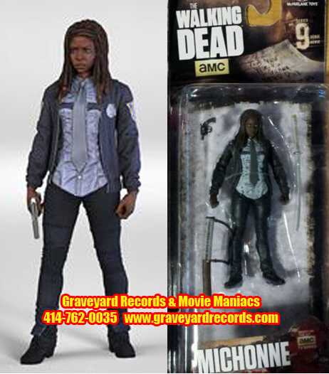 The Walking Dead Series 9 Constable Michonne